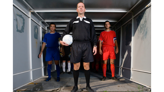 How To Be A Confident Leader When Refereeing