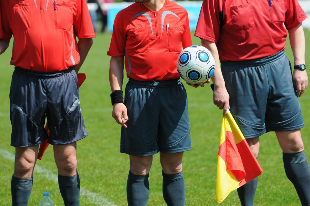 How to Approach Officiating Key Fixtures