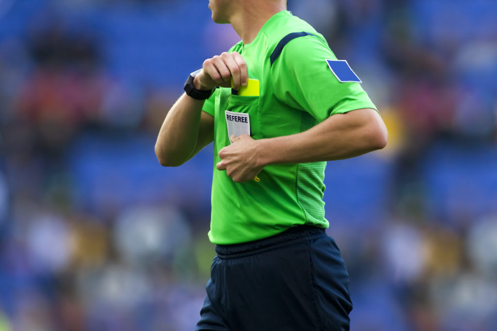 Referees: Do You Long For Approval?