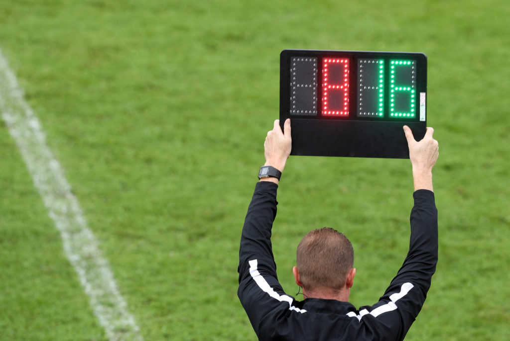 7 Things Referees Can Do To Maintain A Positive Headspace