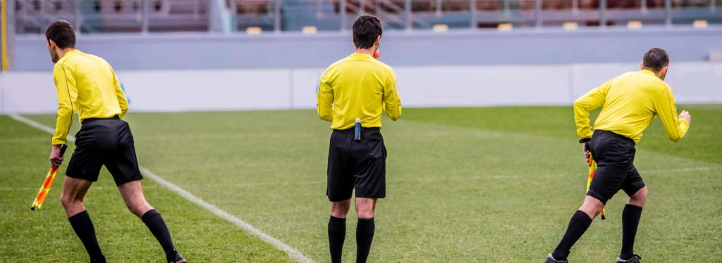 Refereeing Careers On Hold: Making The Most Of An Enforced Break