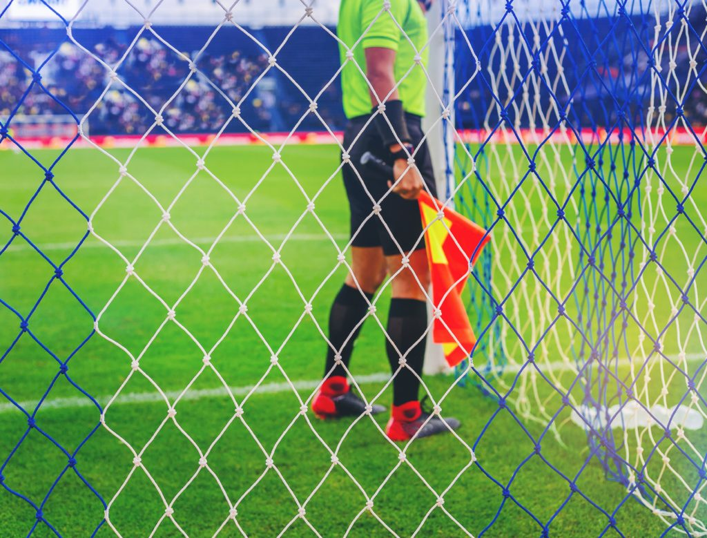 How Referees Can Continue Their Development While Isolated