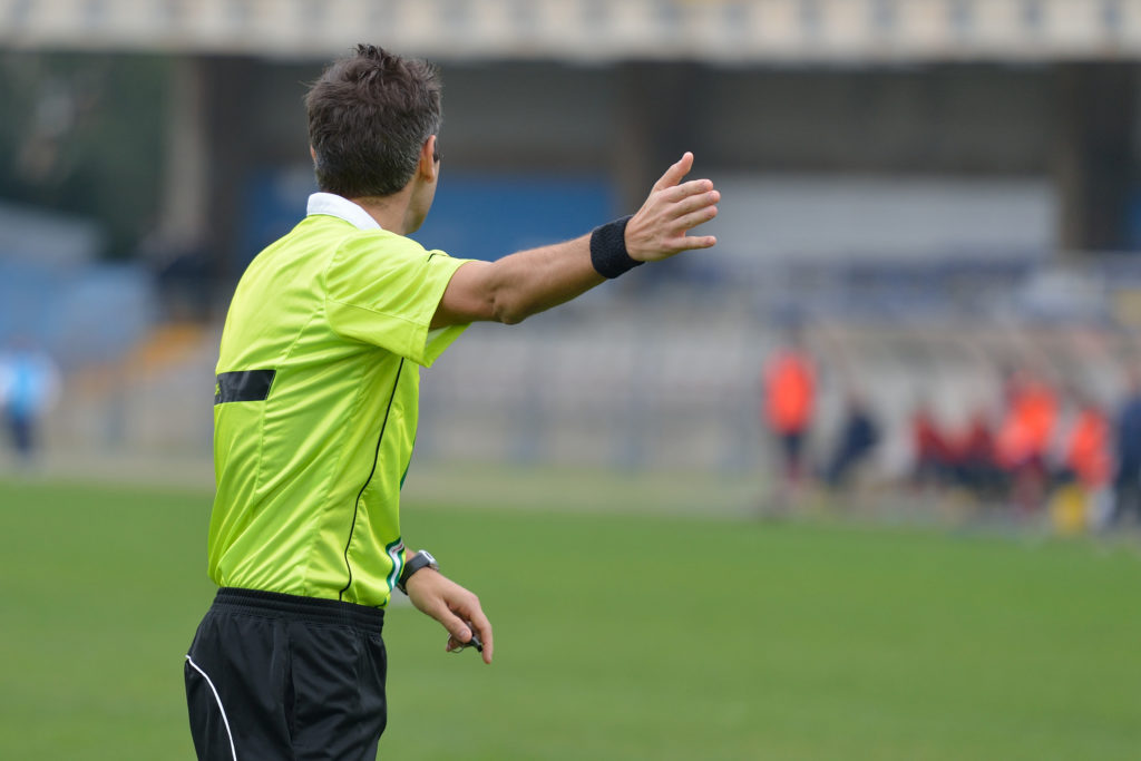 Seeing The Opportunities in Change as a Referee