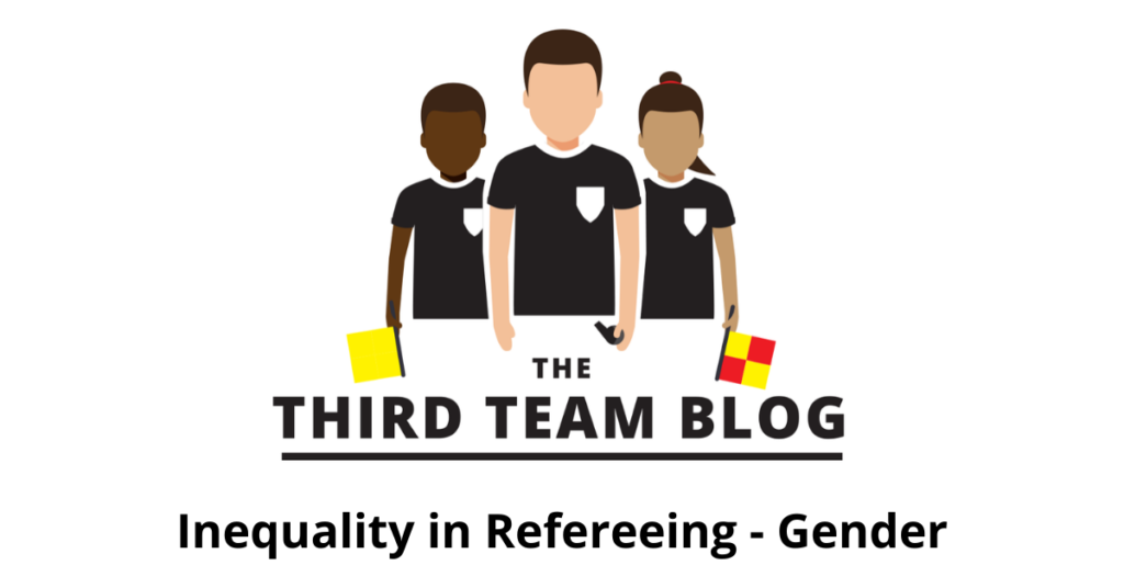 Inequality in Refereeing - Gender