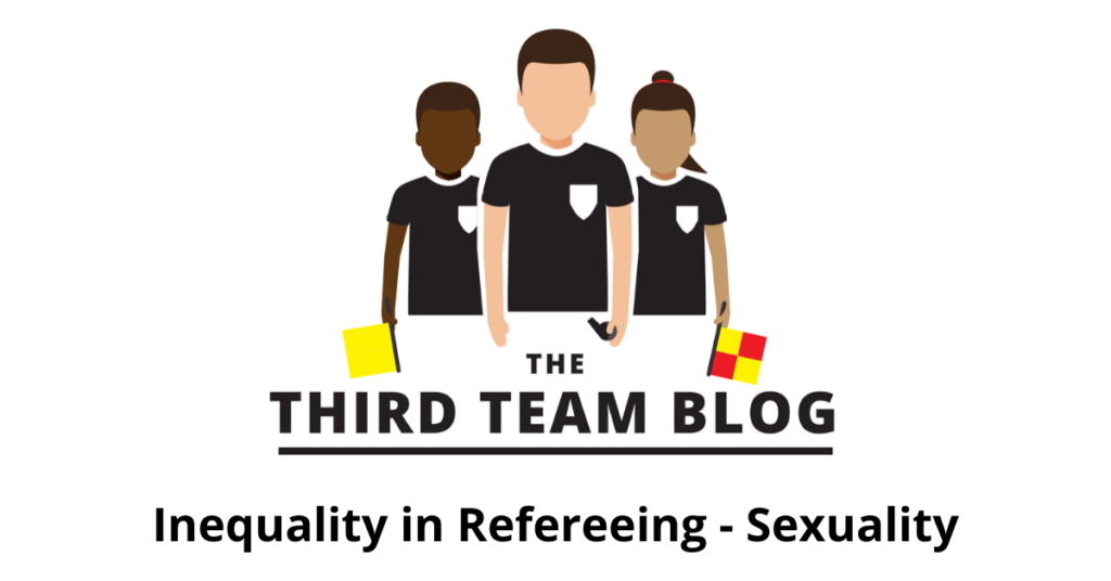 Inequality in Refereeing – Sexuality