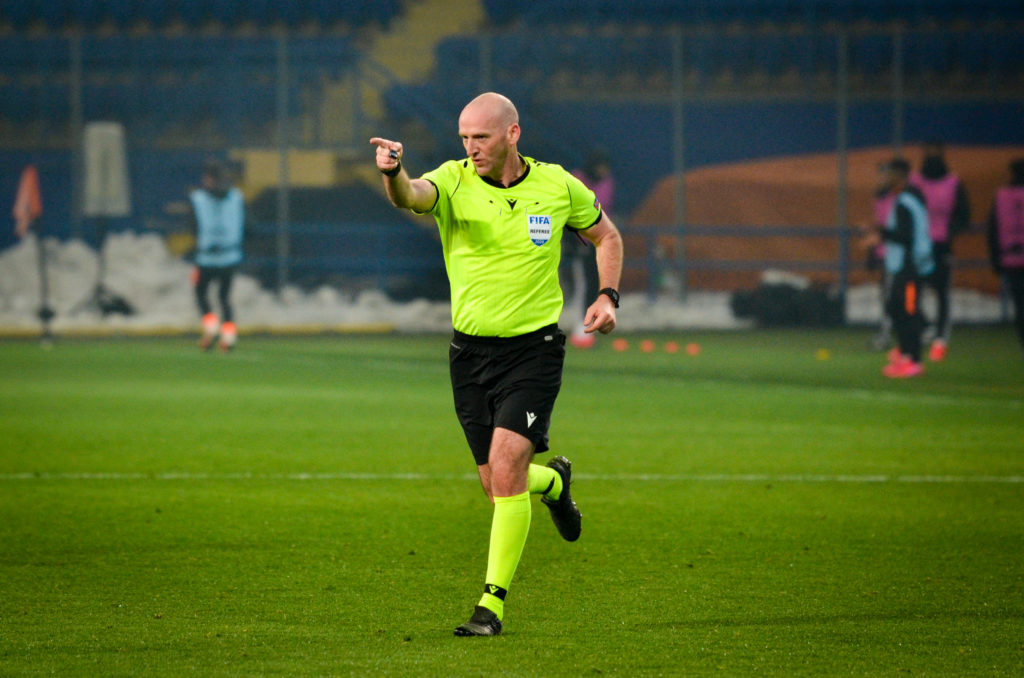 Being Focused on Your Strategy When Refereeing