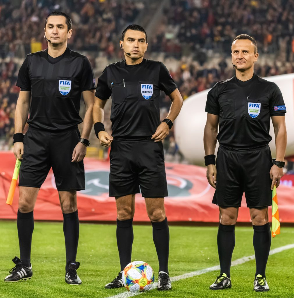How Referees Who've Faced Adversity Have Boosted Their Mental Toughness