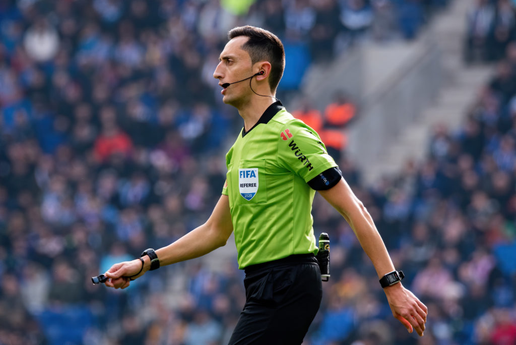 Defining Moments That Affect a Referee's Confidence