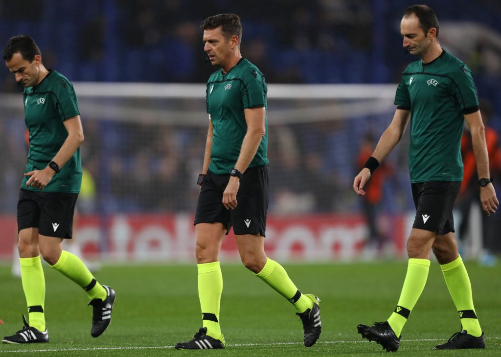 Visualisation: An Added Tool in the Armoury of Referees