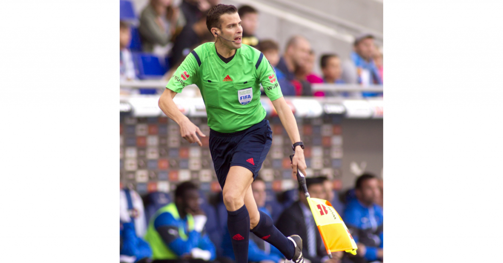 Twelve Principles For Referees When Setting Effective Goals