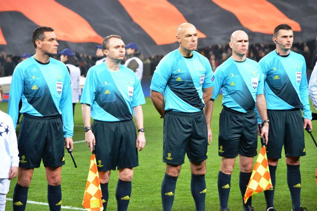 The Psychological Stigma Amongst Referees