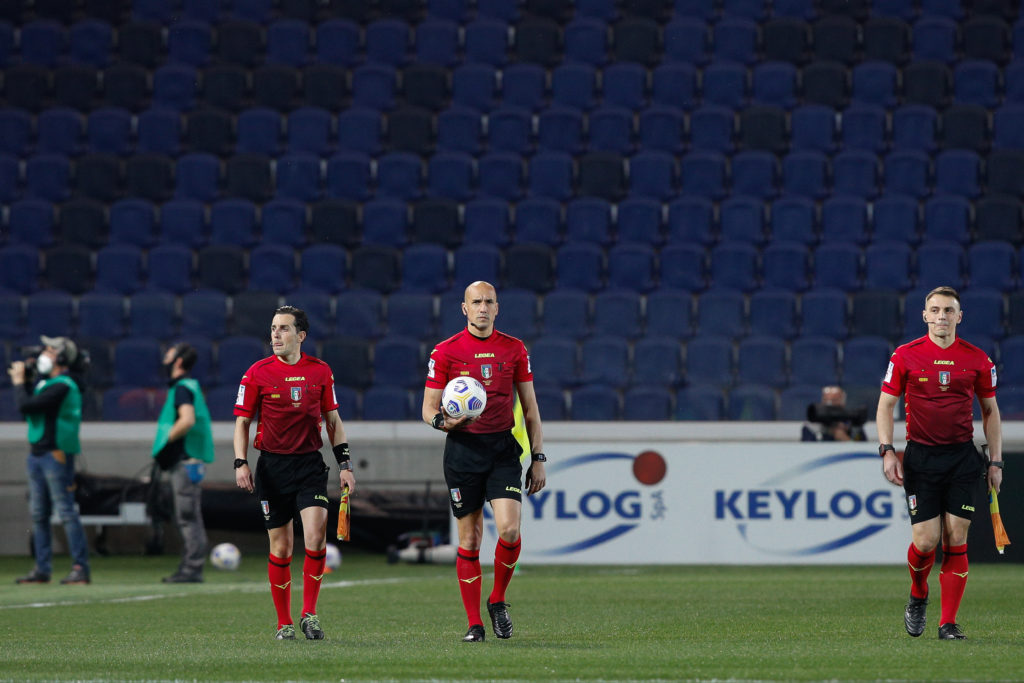 Mental Health Awareness Week 2021 - A Challenging Year For Referees