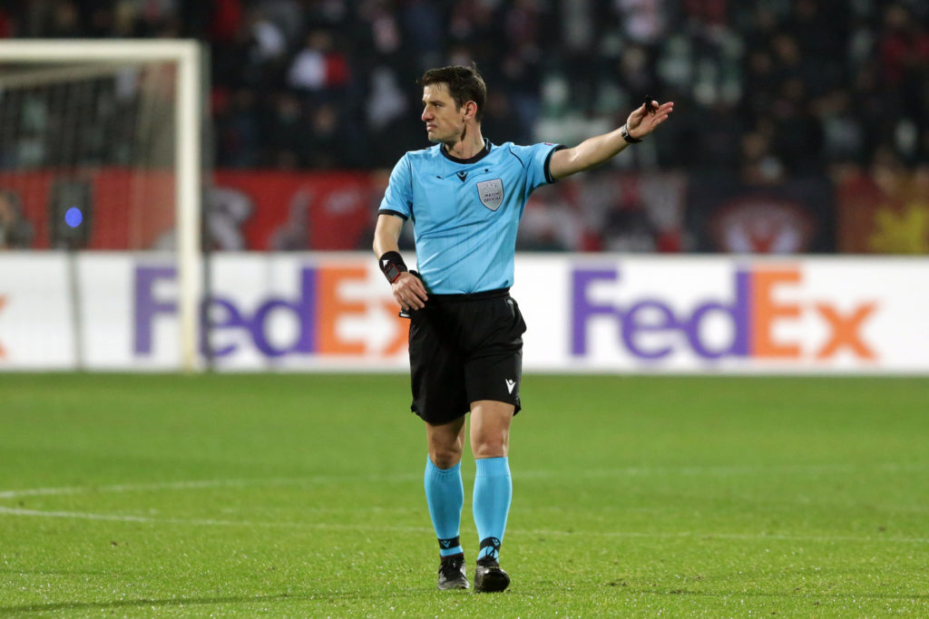 How to Remain in 'The Zone' When Refereeing Well