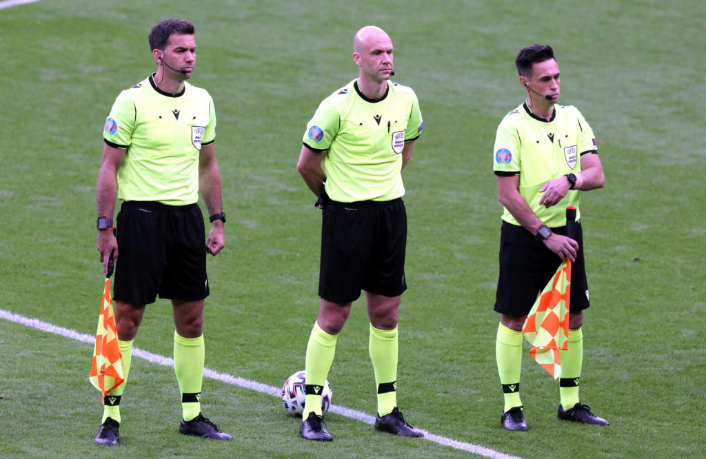 The Third Team's Psychology of Refereeing