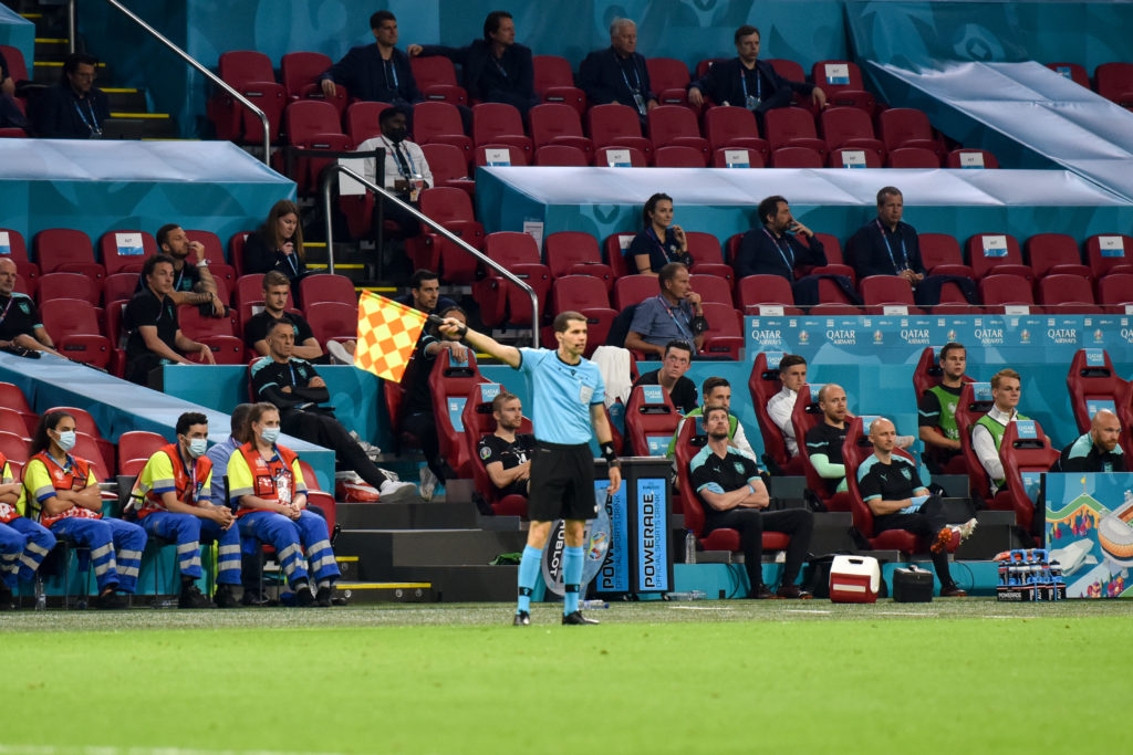 The Challenges Faced By Referees Behind The Scenes